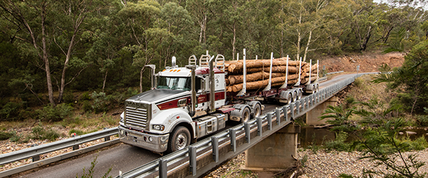 Boss Logging Customer Success Story - Mack Trucks Australia - Super Liner