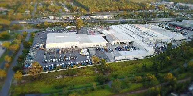Volvo Group Australia Wacol Factory