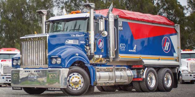 Load Ranger Mack 100 year Limited Edition Super-Liner