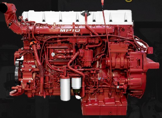 The Mack MP10 16 litre 685Hp engine is released