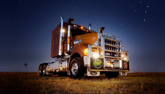 Mack Trucks Southern Cross Limited Edition range launched in Australia