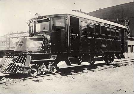 Mack History 1900