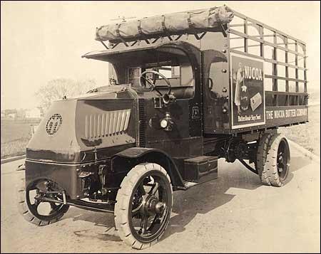 Mack History 1910