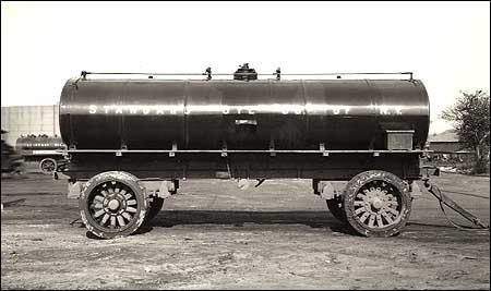 Mack History 1920