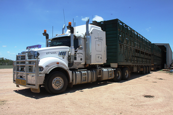 Greg Condon Transport
