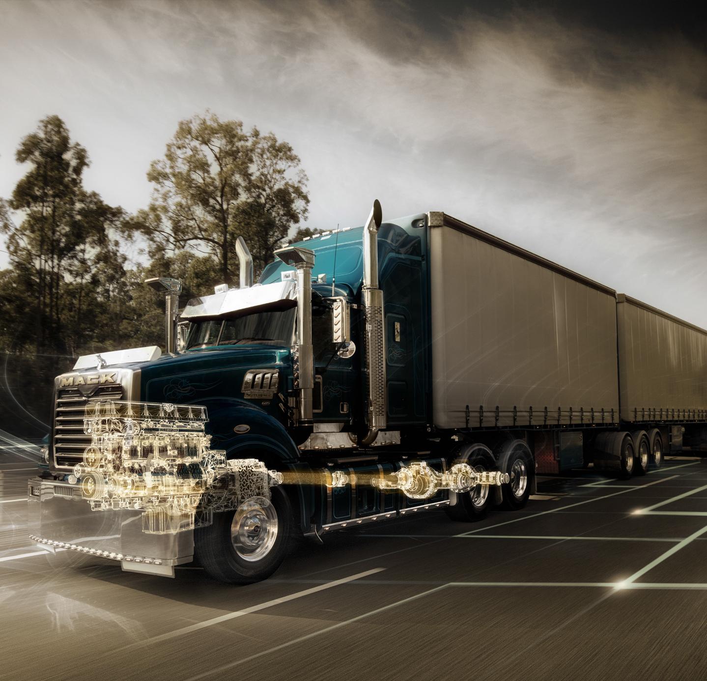 Mack Trucks - Powertrain