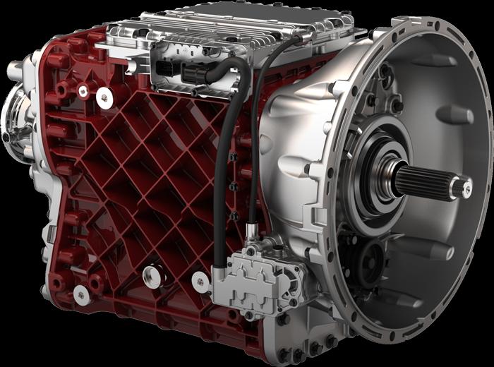 Mack Truck Transmissions & Gearboxes | Mack Trucks Australia