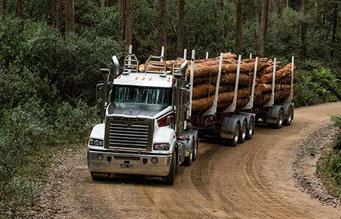 Mack Trucks Australia - Boss Logging Super-Liner Review