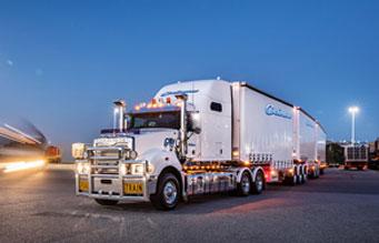 Mack Trucks Australia - Cochrane Super-Liner Truck Review