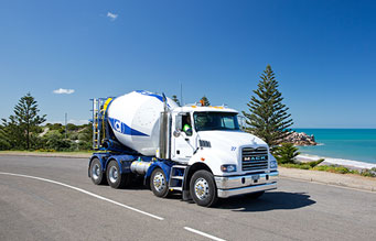 Mack Trucks Australia - Direct Mix Metro-Liner Truck Review