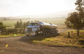 Mack Trucks Australia - SRH Milk Trident Truck Review