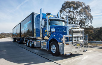 Mack Trucks Australia - TJS Super-Liner Truck Review