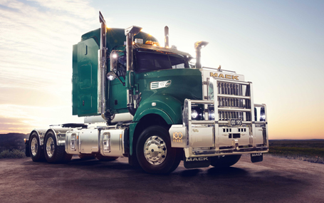 100 Year Limited Edition Mack Super-Liner Truck