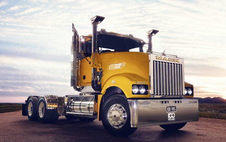 100 Year Limited Edition Mack Trident Truck