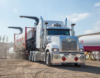 Mack Trucks Australia - Super-Liner - Bulk Liquids Haulage
