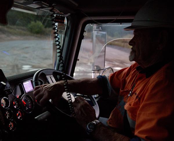 Mack Trucks Australia - Truck Driver