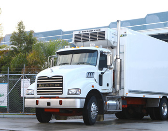 Metro-Liner Refrigerator Trailer | Mack Trucks Australia