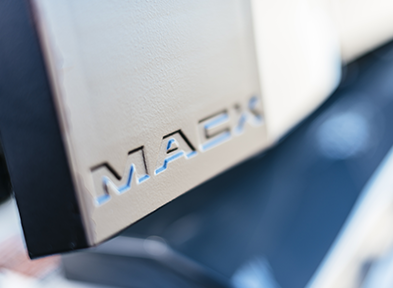 Detail of Mack parts