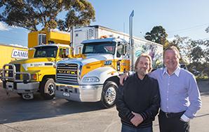 Mack Trucks Australia Granite - Glen Cameron Customer Success Story