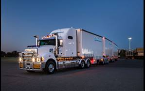 Cochrane Cartage Super-Liner Review - Mack Trucks Australia