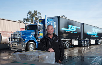 TJS Transport Super-Liner Review - Mack Trucks Australia