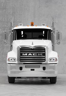 Mack Granite - Mack Trucks Australia