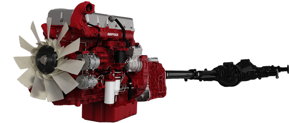 Mack Trucks Australia - Powertrain - mDrive & MP10 Engine