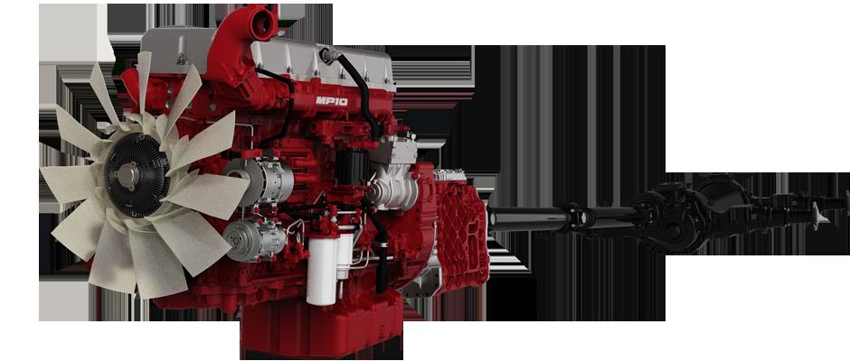 Mack Trucks Australia - Powertrain - mDrive & MP10 Engine